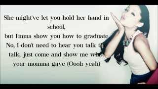 Bang Bang - Jessie J, Ariana Grande, and Nicki Minaj lyrics