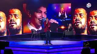 """أيمن أمين نجم"""" يؤدي أغنية جورج وسوف  """"لو نويت"""" في برنامح  طرب_مع_مروان خوري"""