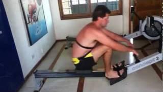 Técnica de remo Indoor