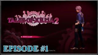 Tales Of Xillia 2 - Ludger's Test & Elle's Plight - Episode 1
