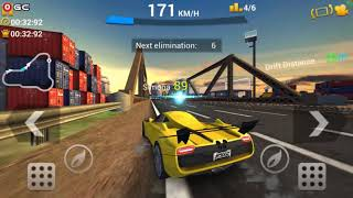 Drift Max Urban storm - Pagani Zonda Drift / Sports Car Games / Android Gameplay FHD