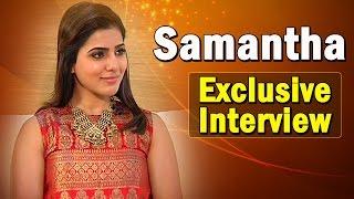 Special Interview With Actress Samantha & Dr.Manjula Anagani    Vanitha TV 8th Anniversary Special
