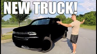 The NEW TRUCK REVEAL!!!