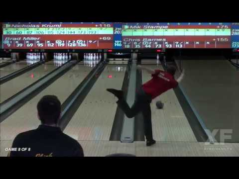 Mik Stampe Rolls 289 in Final Game to Make Two Cuts
