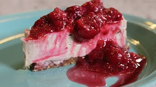 Best Vegan Sugar-free Classic Cheesecake: The Whole Food Plant Based Recipe