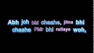 Bilal Saeed NEW SONG Mohabbat Yeh 2015 Lyric Video!!! FILM: Ishqedarriyan