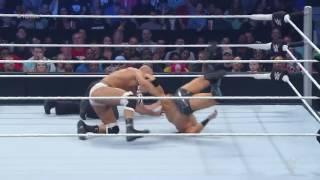 Cesaro vs The Miz for the Intercontinental champion : SmackDown, 26 May 2016