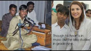 Thari Folk talent making his name
