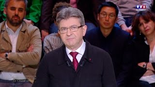 MÉLENCHON - LE GRAND DÉBAT DE LA PRÉSIDENTIELLE