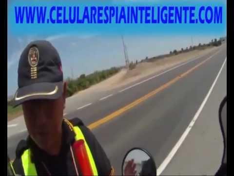 POLICÍA CORRUPTO ES DESTITUIDO CELULARESPIAINTELIGENTE.COM