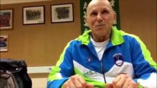Karateist Skender Tosić - svetovni prvak