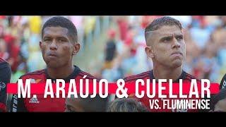 Márcio Araújo & Cuellar vs. Fluminense (Primeiro Tempo) - 18/06/2017