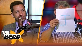 Chris Broussard joins Colin for some