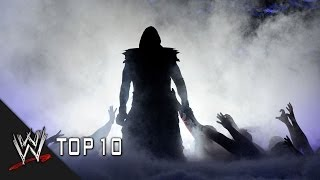 Greatest WrestleMania Entrances - WWE Top 10