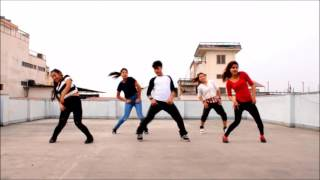 GF BF VIDEO   Sooraj, Jacqueline Hip Hop dance Choreography @Rahul Shah HD