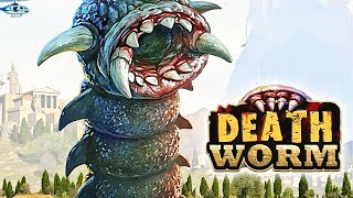 Death Worm - Giant Monster Part 2 | Eftsei Gaming