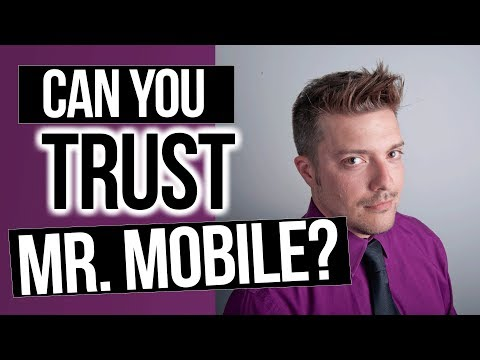 Can You Trust Mr. Mobile Michael Fisher Painfully Honest Tech