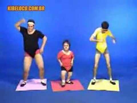 Kibe Loco Dança do Quadrado