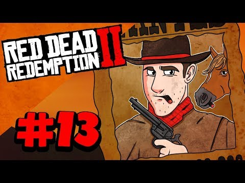 Sips Plays Red Dead Redemption 2 (6/11/18) #13 - American Bison