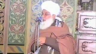 Urs-e-Mujaddid-e-Azam Imam Ahmad Raza Khan {RA} 1433, Shaykh-ul Hadith Muhammad Saeed Qamar - Pt 2
