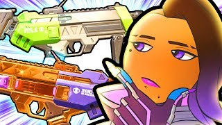 Top 10 Pros and Cons of NEW Weapons in Overwatch [TGN Overwatch]