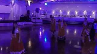 TAMIL CHRISTIAN FOLK DANCE (BLESSING DANCE )