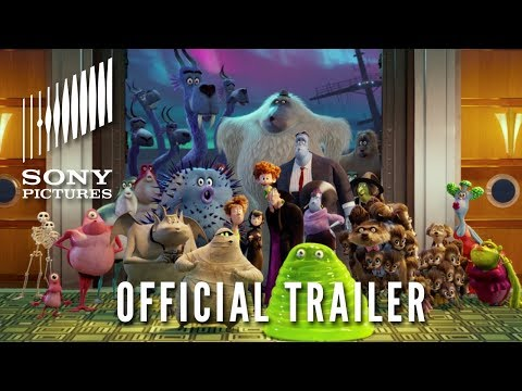 Xxx Mp4 HOTEL TRANSYLVANIA 3 SUMMER VACATION Official Trailer HD 3gp Sex