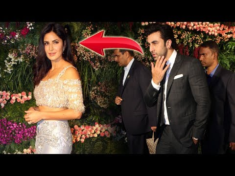 Xxx Mp4 OMG Katrina Kaif IGNORE Ex Ranbir Kapoor At Virat Kohli And Anushka Sharma S Wedding Reception 3gp Sex