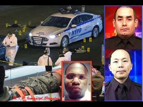 2 NYPD Cop's shot Dead as 'Revenge' for Garner