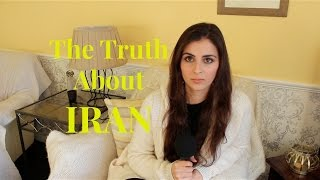 My IRAN Experience as a Female