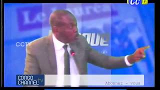 Kiosque 03-09-2018 Mike MUKEBAYI à Diana Heure moko opesaka ngai kanda na buzoba olobaka Eyindi