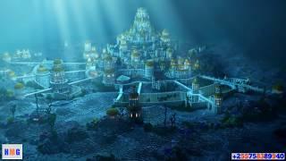 ukweli kuhusu bara la Atlantis lililopote na kutokea viumbe wa alliens