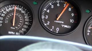Supra speedo video, 1099 rwhp JamieP.