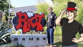Across the World to Rito HQ