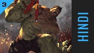 Marvel CIVIL WAR II | Episode 03 | Marvel Comics in Hindi