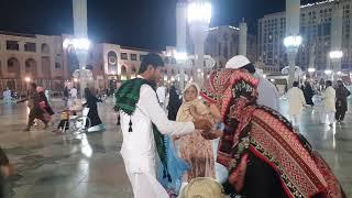 Eid Miladun Nabi 2017 At Madina Sharif