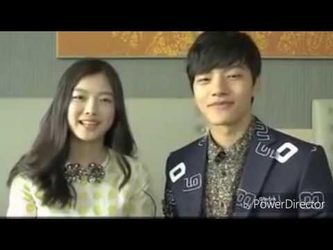 [YeoYoo] YeoJinGoo (여진구) and KimYooJung (김유정) Moments Compilation