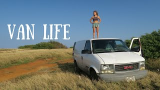 Living In A Van || A Day In The Life