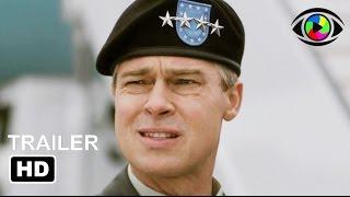 WAR MACHINE Trailer 1 (2017) | Brad Pitt, Anthony Hayes, John Magaro