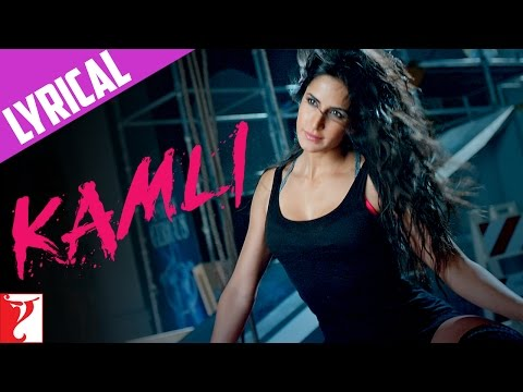 Xxx Mp4 Lyrical Kamli Song With Lyrics DHOOM 3 Aamir Khan Katrina Kaif Amitabh Bhattacharya 3gp Sex