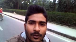 Watch Rajshahi city view shortly with Rabby