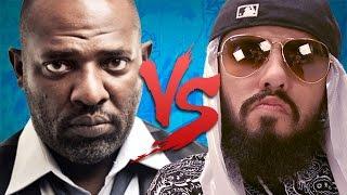 Mr. Catra VS. Mussoumano | Batalha de Youtubers