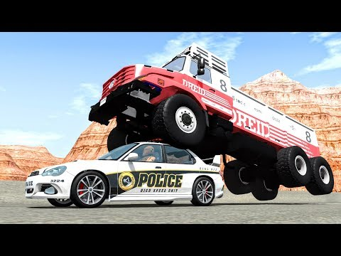 Xxx Mp4 Crazy Police Chases 55 BeamNG Drive Crashes 3gp Sex