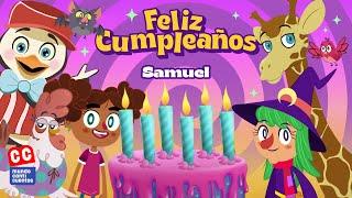 Feliz Cumpleaños Samuel - Canticuentos