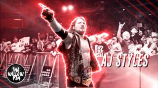 WWE AJ Styles 2nd Theme Song