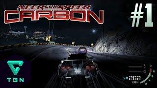 ✔ Need for Speed Carbon: Serie de desafios completa en Español | Playthrough Parte 1