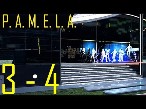 P.A.M.E.L.A. Gameplay Ep 3 Pt 4 (Not getting anywhere!)