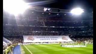 UEFA Champions League - Real Madrid vs. Manchester United - Anthem Bernabeu.3gp