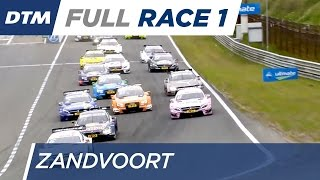 DTM Zandvoort 2016 - Race 1 - Re-Live (English)
