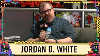 Jordan D. White, Marvel  Comics Sr. Editor talks X-Men LIVE at SDCC 2019!